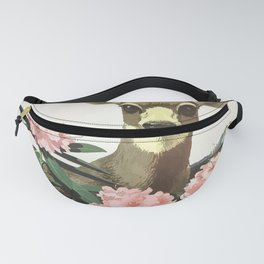 Vintage Travel-Poster - Pacific-Northwest Fanny Pack