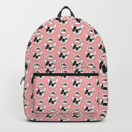 Time to treat the cute Frenchie Backpack