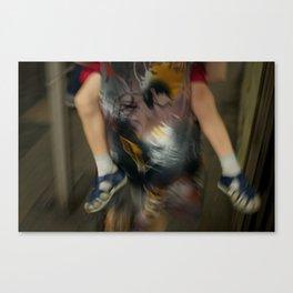 Abstract Escape Canvas Print