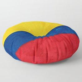 Colombia Floor Pillow
