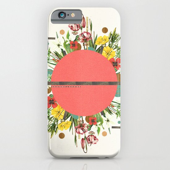 Organic Beauty_1 iPhone & iPod Case