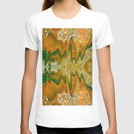 abstract shapes 8 T-shirt