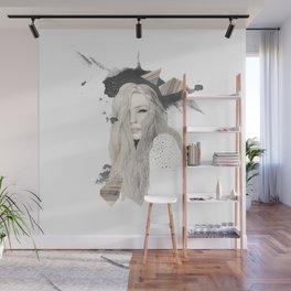 Hi Wall Mural