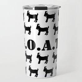 The GOAT Print Travel Mug