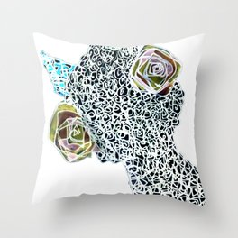 Thing Other 1/2 Throw Pillow