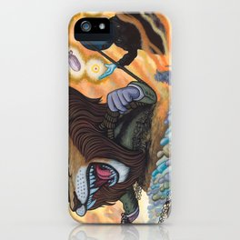 Sentry The Defiant iPhone Case