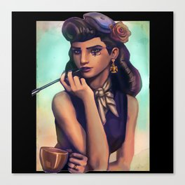 over 1900 ana watch Canvas Print