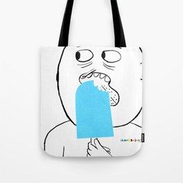 Ice Tote Bag