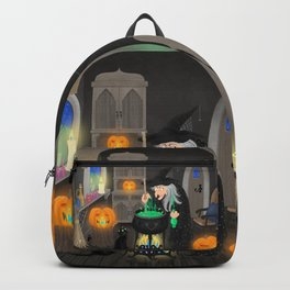Witches Cauldron Backpack