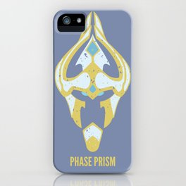 Phase Prism iPhone Case