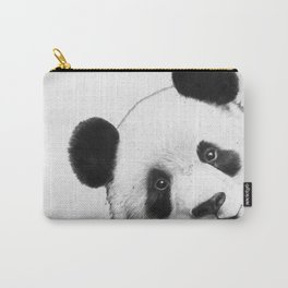 peekaboo panda Carry-All Pouch