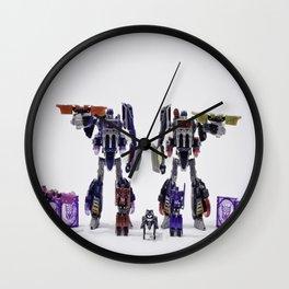 The Crew Wall Clock