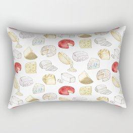 Cheese Board Rectangular Pillow