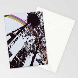 This city needs sun! Stationery Cards