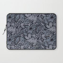 Happy Hippie Heaven 7 Laptop Sleeve