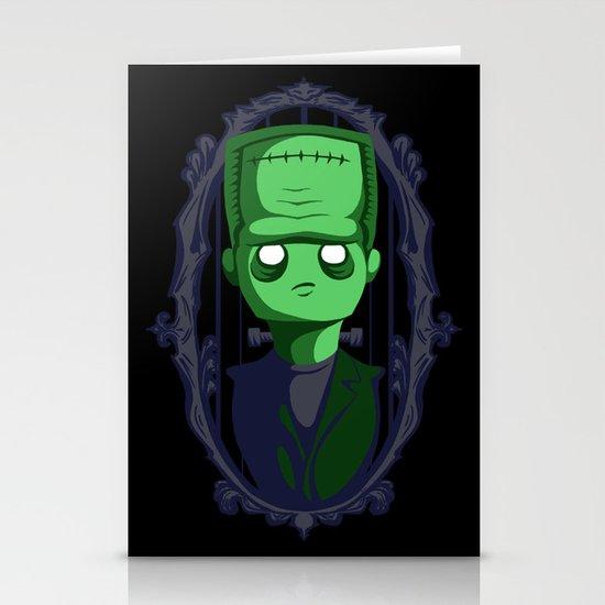 Hey Frankie! Stationery Cards