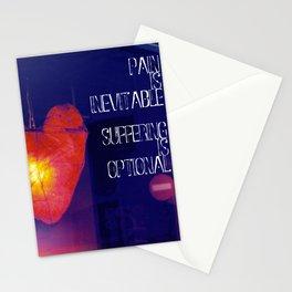 H. Murakami quote -1 Stationery Cards