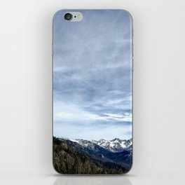 Sierra Nevada Sky iPhone Skin