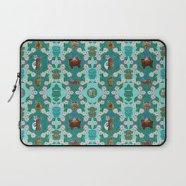 Tiki Party Eleganza Laptop Sleeve