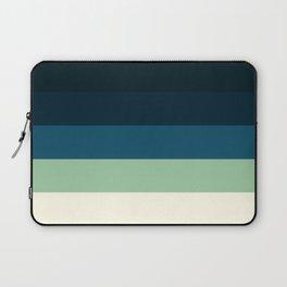 Nautical Stripes Laptop Sleeve