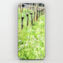 SPRING VINEYARDS iPhone Skin