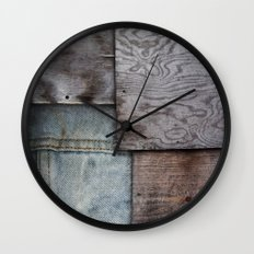 Covers Wall Clock
