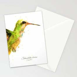 Hummingbird I Stationery Cards