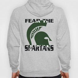 fear the spartans Hoody