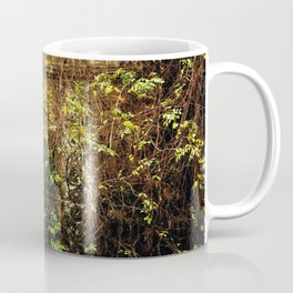 Nature finds the way inside... Coffee Mug