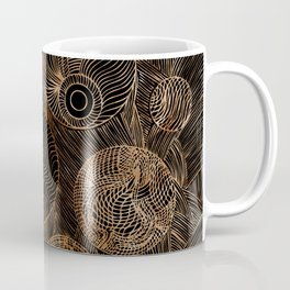 Organic Forms Coffee Mug