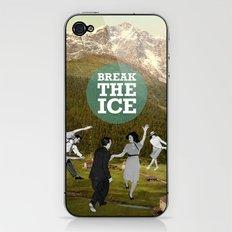 Break The Ice iPhone & iPod Skin