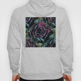Mysterious roses Hoody