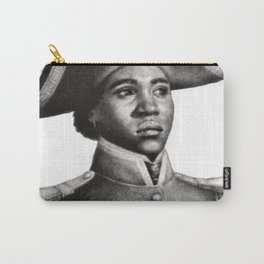 Suzanne Béliar, Haitian Freedom fighter Carry-All Pouch