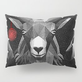 Bell and Animal Pillow Sham