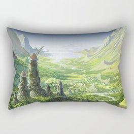The Valley of the Wind, Nausicaa Rectangular Pillow