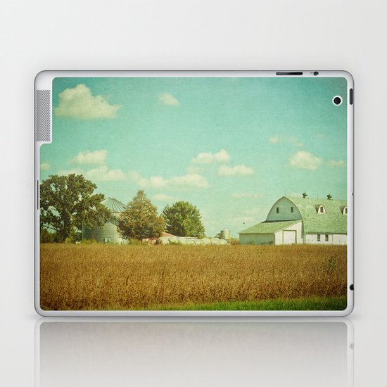 Heartland Laptop & iPad Skin