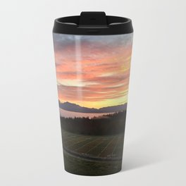 Good Morning Grizzlies Travel Mug