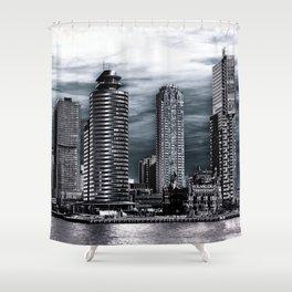 Magic SOUND of Rotterdam Shower Curtain