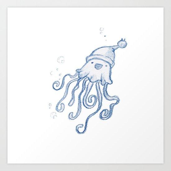 Have a Merry Jelliemas Art Print