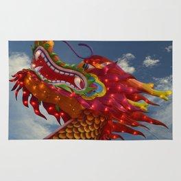 Dragon Head Rug