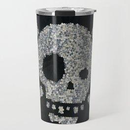 Confetti's skull Travel Mug