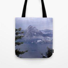 Lake Lugano Tote Bag