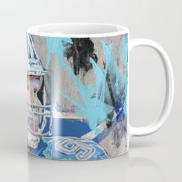 TONY ROMO PAINTING PRINTS BY SATORU KON ART Coffee Mug