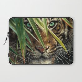 Tiger Eyes Laptop Sleeve