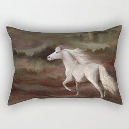 Storybook Stallion Rectangular Pillow