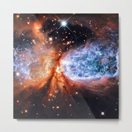 gAlaXY : A Star is Born Metal Print