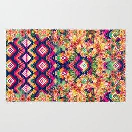 Aztec Floral Rug