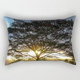 Sunrise Corcovado National Park, Costa Rica Rectangular Pillow