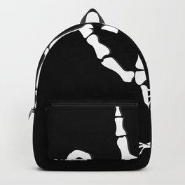 Skeleton TurkeyHand Backpack