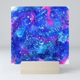 Galaxy Dreamland Mini Art Print